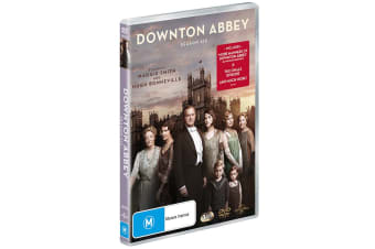 Downton Abbey: Series 6 DVD