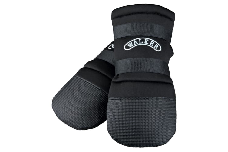 Trixie Walker Care Protective Boots (Black) (XL)