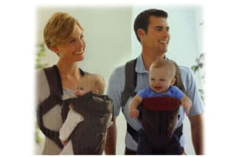 Goldbug Baby Carrier Wrap Pouch Adjustable for Children between 3.2 kg to 12 kg