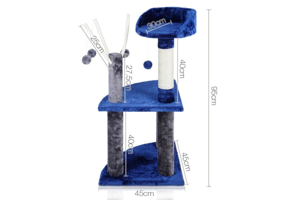 Medium Cat Tree Scratcher 95CM