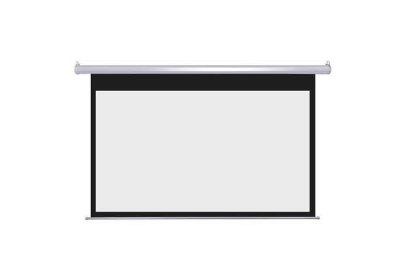 "Loctek MS3 Electric Motorized 120"" Projector Screen 4:3 Ratio 244x183cm"