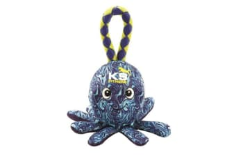Hydro Octopus Dog Toy - 20x23cm (K9 Fitness)