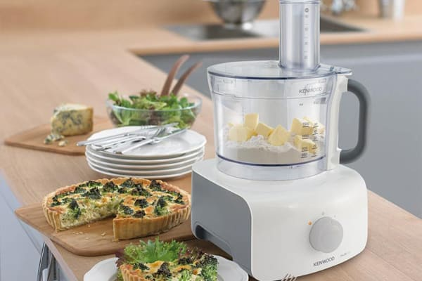 Kenwood Multipro Home Food Processor (FDP641WH)