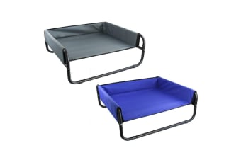 Elevated Walled Bed Small 70 x 70 x 28cm Assorted