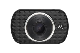 "Motorola FHD 1080p Dash Camera with 3"" Display (MDC150FHD)"