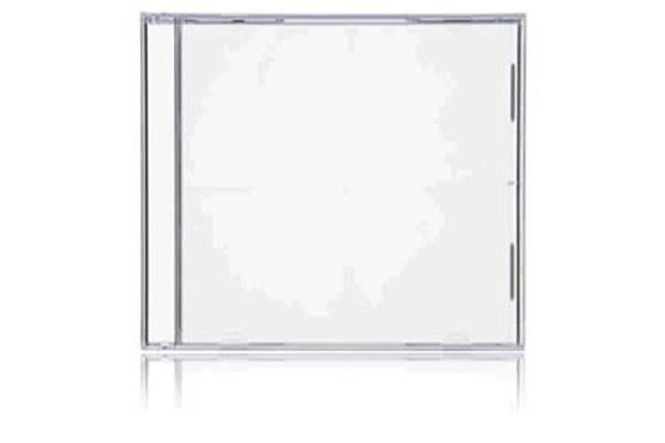 Imatech Single CD Jewel Box Clear Cover Only