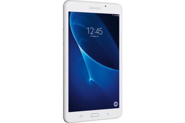 Samsung Galaxy Tab A (2016) 7.0 8GB WiFi with Kids Mode  Tablet  - White Get the kids off of YOUR