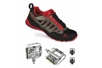 E-SM825 Shimano SPD Type MTB shoes Multi-Use Pedals & Cleats 38