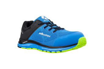 Albatros Mens Impulse Low Safety Trainer (Blue/Black) (13 UK)