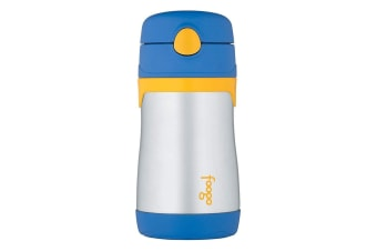 Thermos Foogo 290ml Kids Vacuum Insulated Stainless Steel Drink Bottle Flask BL
