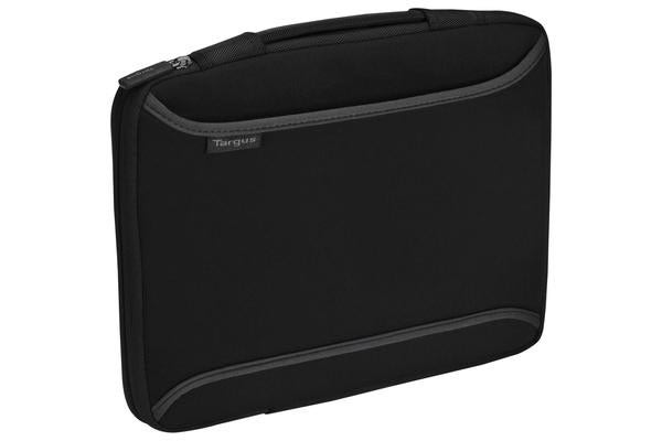 Targus Sleeve with Handle for 13.3 Laptop /Notebook (Black)