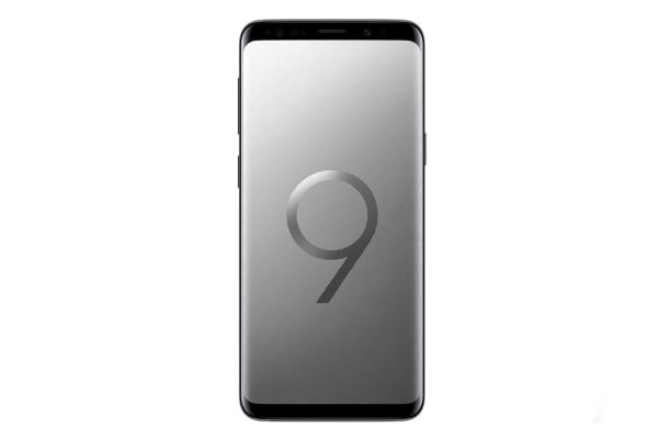 Samsung Galaxy S9 (128GB, Titanium Grey)