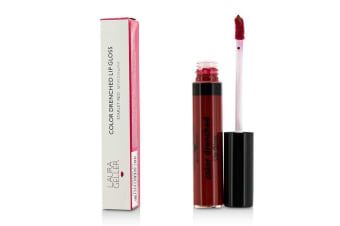 Laura Geller Color Drenched Lip Gloss - #Starlet Red 9ml
