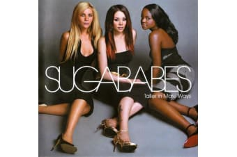 Sugababes ‎– Taller In More Ways PRE-OWNED CD: DISC EXCELLENT