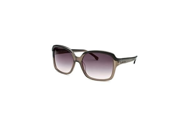 Lacoste Women's Square Grey Sunglasses (L696S-035-57-17-130)