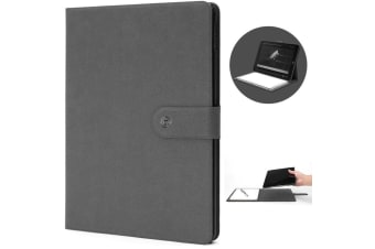 Booq Booqpad iPad Air 2 Protective Folio Case/Stand w/Notepad Home/Office/School