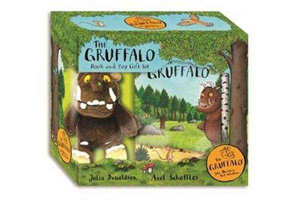 The Gruffalo - Book and Toy Gift Set