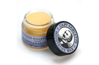 Capt Fawcett's Moustache Wax 15ml Lavender
