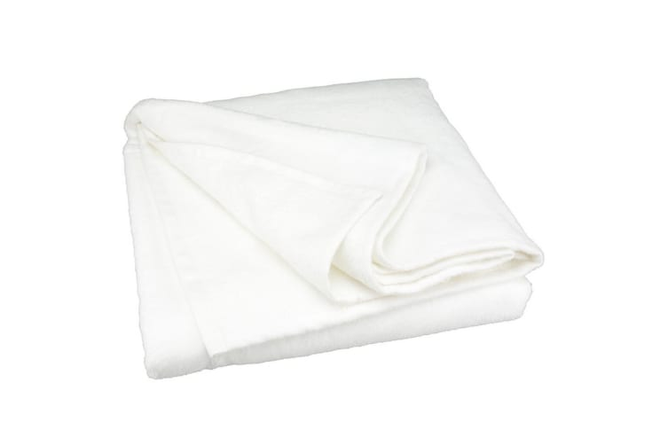 A&R Towels Subli-Me All-over Towel (White) (Guest)