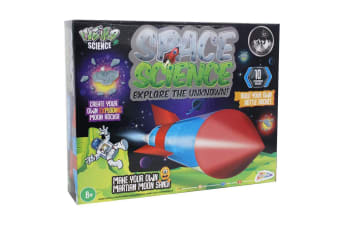 Grafix Weird Science Space Science Explore the Unknown Kit