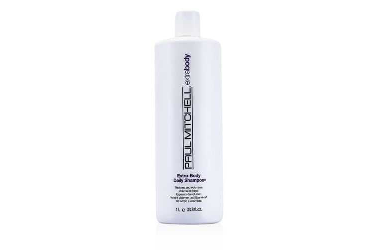 Paul Mitchell Extra-Body Daily Shampoo (Thickens and Volumizes) 1000ml