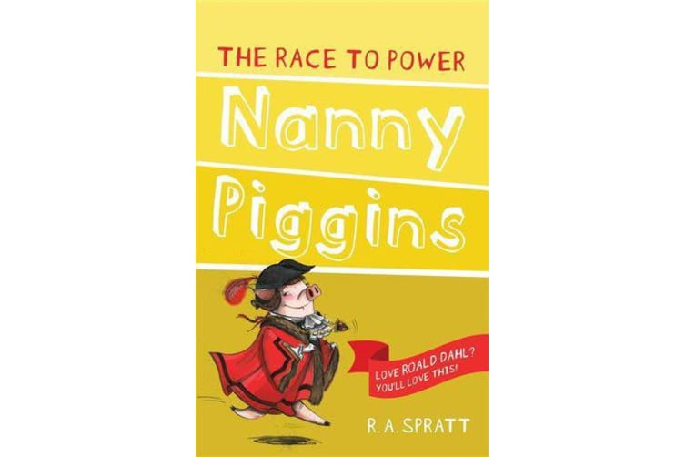 Nanny Piggins and the Race to Power 8 ooks