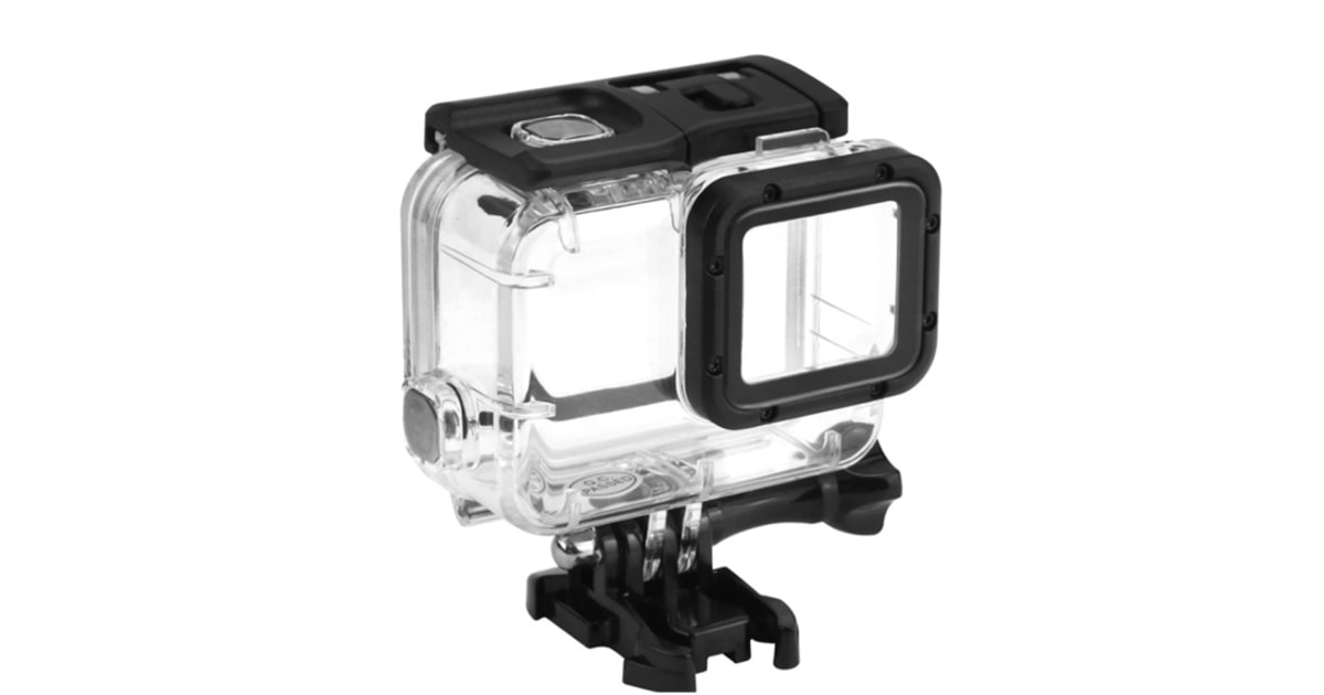 premier coup d'oeil Super remise dernière collection Waterproof Case for GoPro Hero 7 Black Hero 5 / 6 Accessories Housing Case  Diving Protective Housing Shell 45 Meter | Camera Accessories
