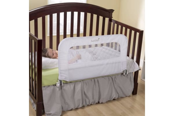 Summer Infant - 2 in 1 Child Convertible Safety Bed Rail guard