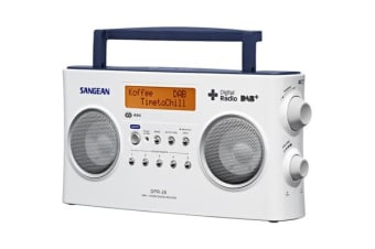 Sangean Dab+ Fm & Bluetooth Radio
