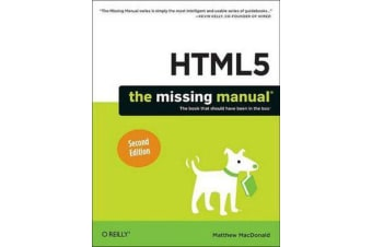 HTML5 - The Missing Manual