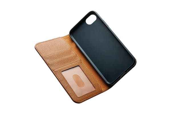 Cygnett CitiWallet  Leather Case for iPhone 8 Plus - Tan