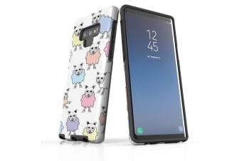 For Samsung Galaxy Note 9 Case Tough Slim Protective Cover Sheep