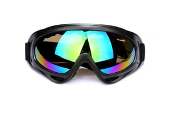 Ski Goggles Snowboard Goggles With 100% Uv400 Protection,Wind Resistance,Anti-Glare Lens