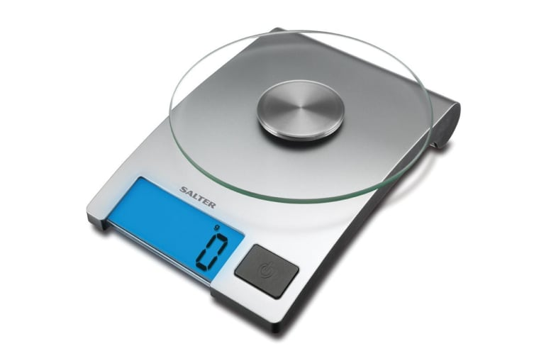 0948c8f64f41 Salter Glass Electronic Kitchen Scale (1021SVDR)