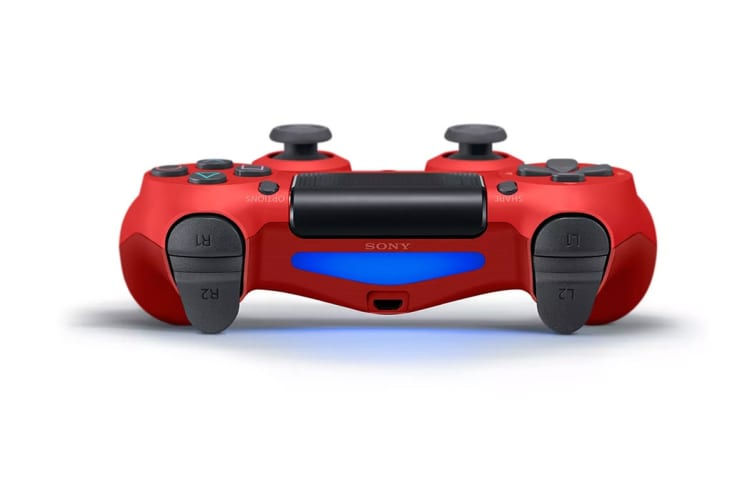 PlayStation Dualshock 4 Controller (Magma Red)
