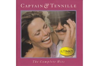Captain & Tennille – Ultimate Collection (The Complete Hits) CD NEW SEALED