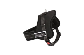 Dog Adjustable Harness Support Pet Training Control Safety Hand Strap Size M
