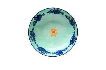 Maxwell & Williams Majolica Coupe Bowl 20cm Teal