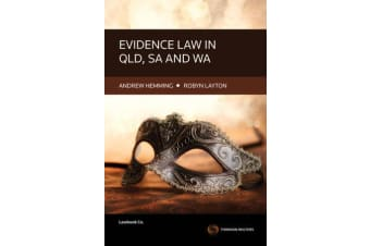 Evidence Law in QLD, SA and WA