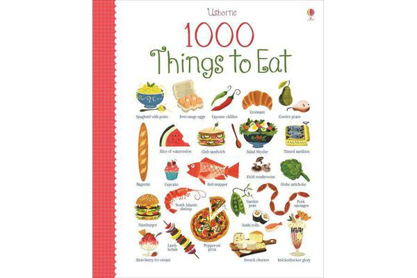 Image of 1000 Things to Eat