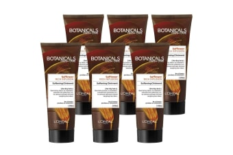 6x Loreal 100ml Botanicals Safflower Rich Infusion Softening Ointment f/Dry Hair