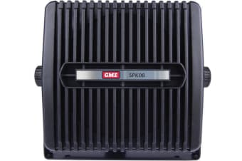 GME SPK08 8Ohm extension speaker with lead and plug black