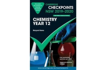 Cambridge Checkpoints NSW Chemistry Year 12 2019-20 and QuizMeMore
