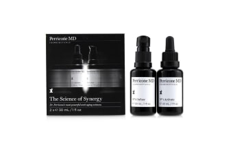 Perricone MD The Science of Synergy - 2 Steps Skincare System 2x30ml/1oz