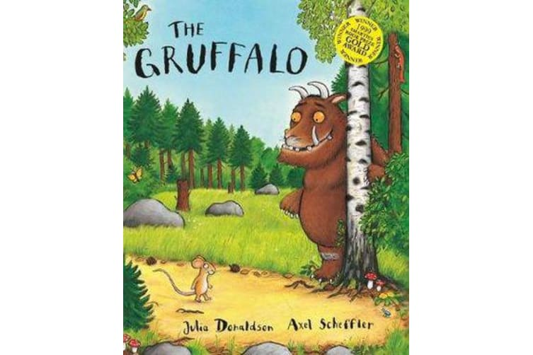 The Gruffalo Big Book by Julia Donaldson | 9780333901762 | 2004 ...