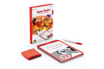 Osmo Super Studio Incredibles 2 for iPad 5y+ Educational Kids/Child Drawing Toy