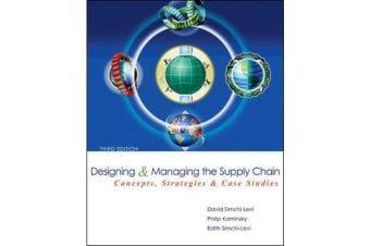 Designing and Managing the Supply Chain 3e with Student CD
