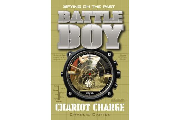 Chariot Charge - Battle Boy 8