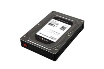 StarTech 2.5 to 3.5 SATA HDD Adapter Enclosure
