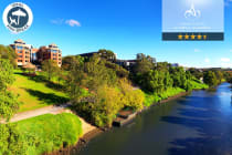 MELBOURNE: 1 Night at Amora Hotel Riverwalk, Richmond